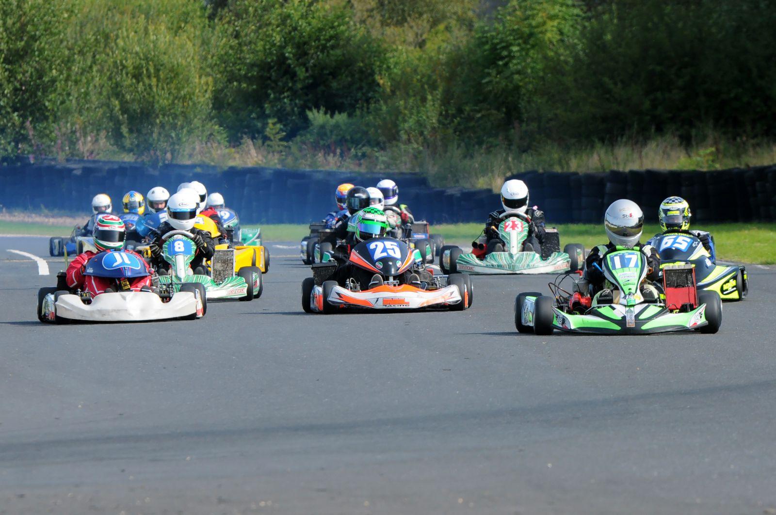 NI Karting - Karting Association of Northern Ireland