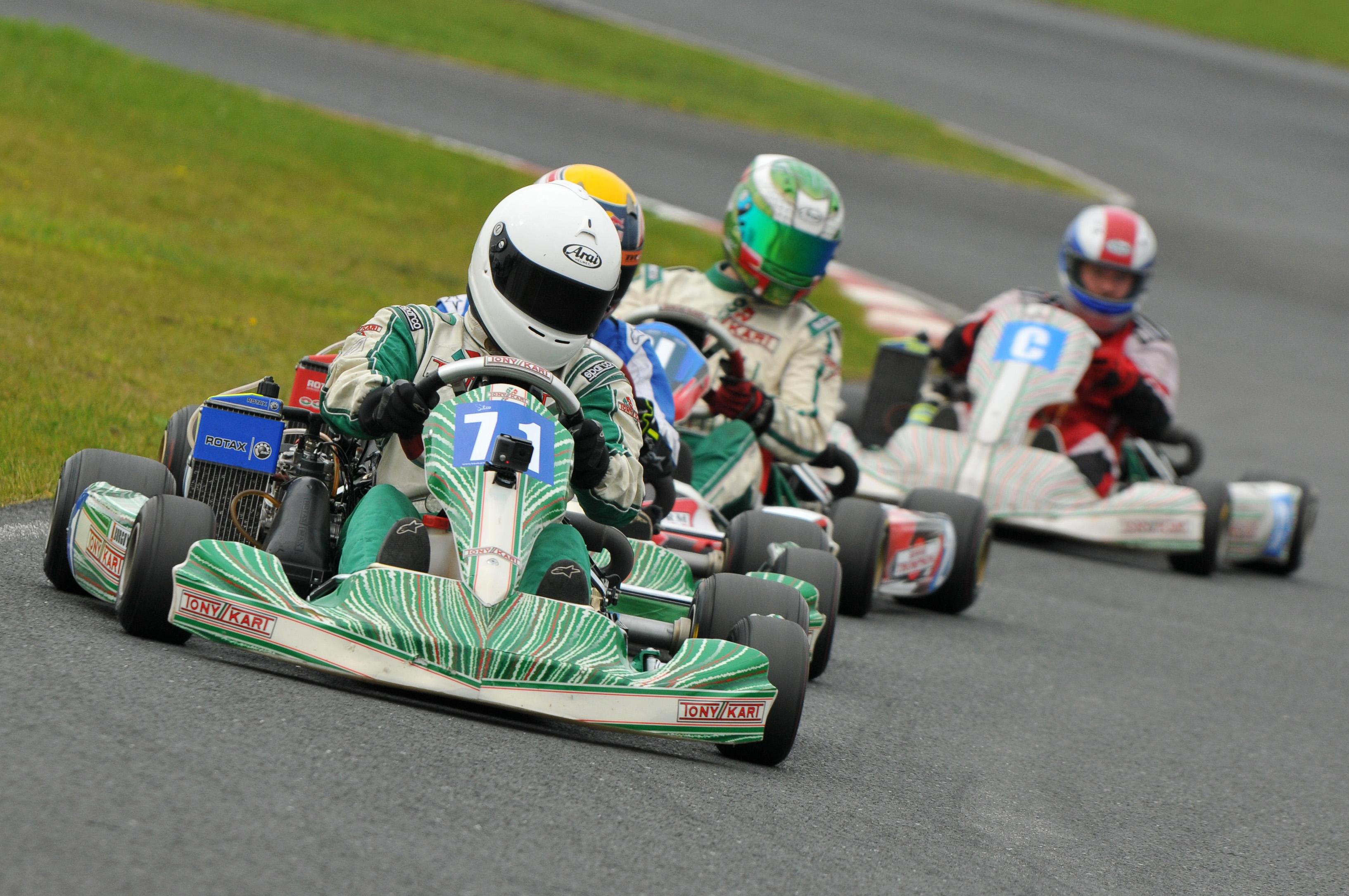 Irish Kart Gp Ni Karting