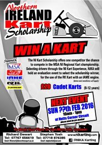 NIKE Scholarship Leaflet